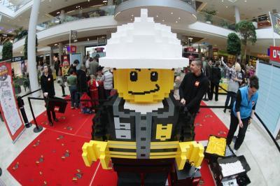 Jól megy a LEGO játék gyártójának