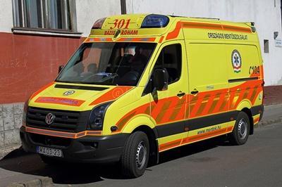 1,4 milliárd forint jut a mentőautók fejlesztésére és gyártására