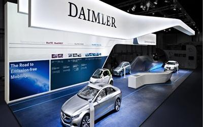 Kiugróan jó eredményt ért el a Daimler