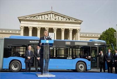 A Főgáz CNG is a zöld közlekedés elkötelezett híve