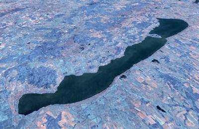 Tovább hízik a Balaton jege