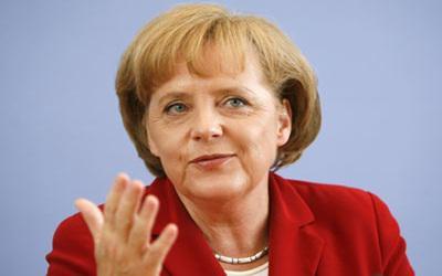 Angela Merkel kancellár a legnépszerűbb német politikus