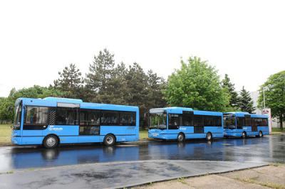 A kormány 35 milliárd forinttal támogatja a buszgyártást