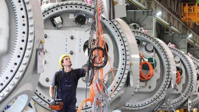 0,6 %-kal nőtt az ipari termelés novemberben