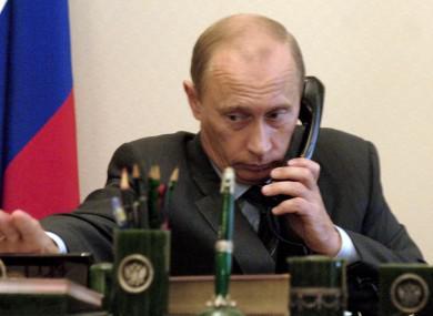 Az ukrán elnök szerint Putyin nem akarja rendezni a kelet-ukrajnai válságot