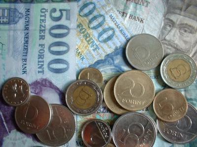Minimálisan mozgott a forint