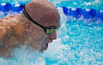 Az úszás ünnepe zajlik Kecskeméten