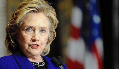 Hillary Clinton visszatérne a közéletbe