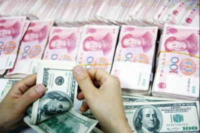 Nagy lépést tett a kínai jüan