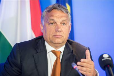 Orbán Viktor a migrációt tartja a konfliktusok középpontjának
