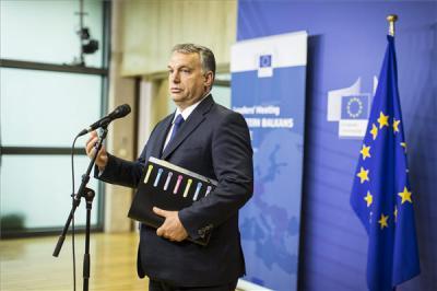 Ha Orbán Viktor nem lép, akkor az esküszegés