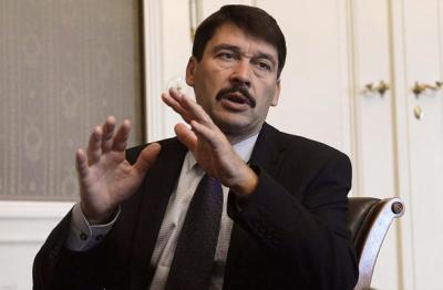 Ellenzéki pártok bírálták Áder Jánost
