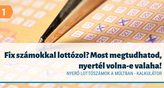 lottó kalkulátor