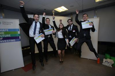 Covinus-os hallgatók nyerték meg a részvényelemző versenyt. Irány Chicago!