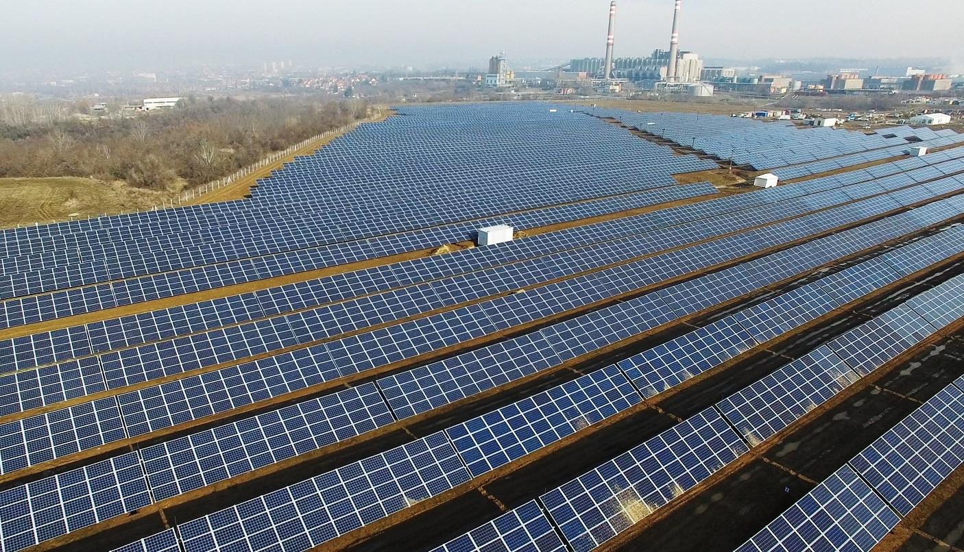pécs napenergia erőmű fotovoltaikus
