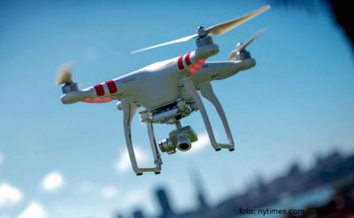 Regisztráltatni kell a negyedkilósnál nagyobb drónokat