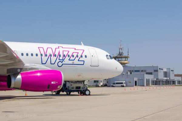 Jelentősen növeli idén szállítási kapacitását a Wizz Air Romániában