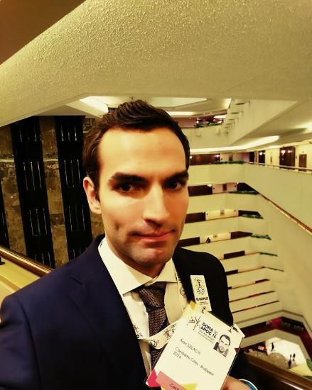 Szilágyi Áron - Meglepett, de érdeklődő bizottság fogadta a magyar olimpia terveit
