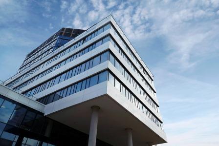 Átadta a Skypark irodaházat a Corvin Sétányon a Futureal-csoport