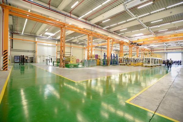A BYD megnyitotta elektromosbusz-gyárát Magyarországon