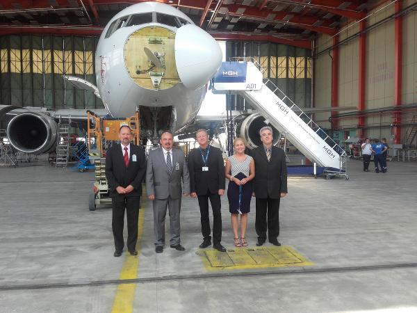 Új alapokra helyezik a magyar repülőgépipart