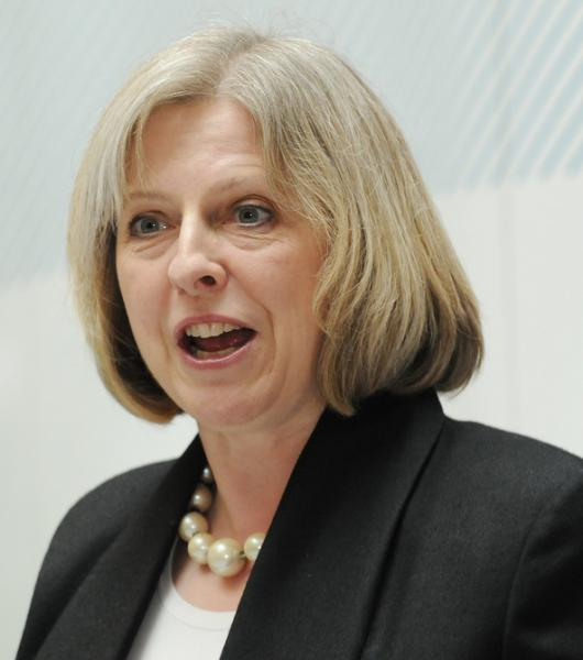Theresa May szobrával gazdagodik a londoni Madame Tussauds