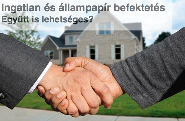 Állampapír és ingatlanbefektetés egyben? Igen!