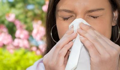Továbbra is erős marad a pollenterhelés