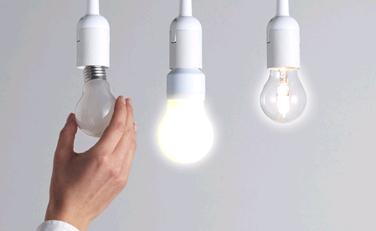 Visszatérhetnek az energiazabáló lámpák