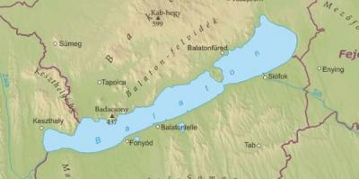 Baj van, nagyon magas a Balaton vízszintje